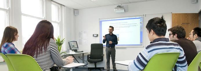 academia inglés madrid