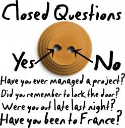 Preguntas en Inglés (Closed Questions)