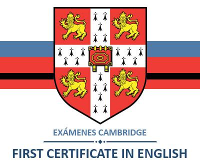 Exámenes de Cambridge: el FIRST