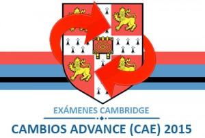 Cambios en los exámenes Cambridge Advance (CAE)