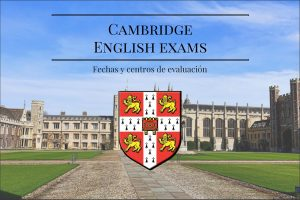 Cambridge exam