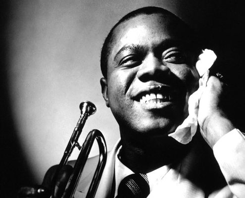 "Canciones para aprender inglés: ""Louis Armstrong - What a wonderful world"""