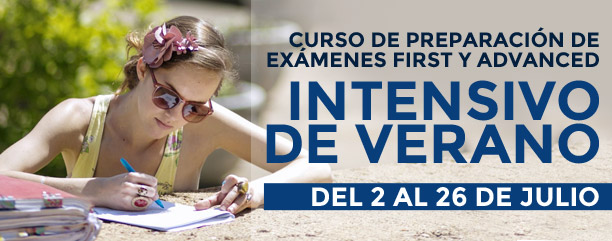 intensivo de verano first advanced