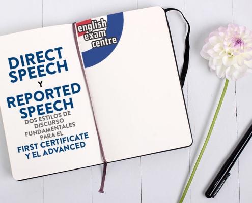 Direct Speech y Reported Speech